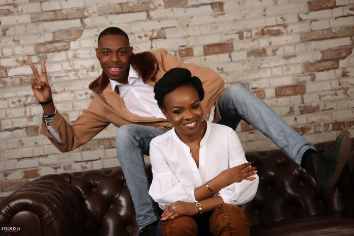 A Queen and her prince! Photos of a Nigerian mother and son who look more like siblings