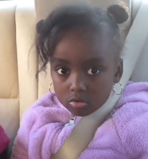 Sad video of little Black girl revealing that she faces discrimination because of her skin color