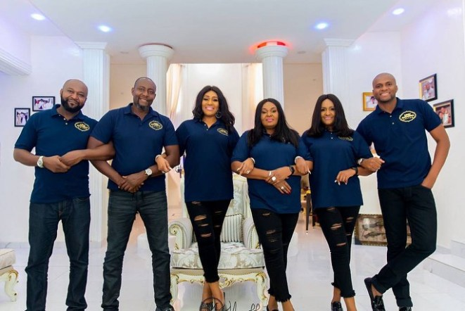 5a589ba330426 - Billionaire businessman Chima Anyaso & siblings celebrate mother with lovely photos