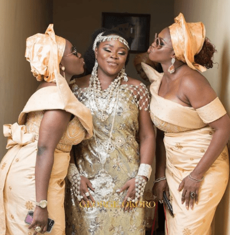 5a5b33502dc41 - More official photos from Omawumi & Tosin Yusuf's traditional wedding in Warri