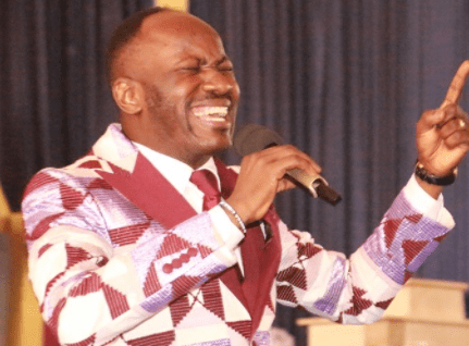 """""""Anyone that is buying arms and sponsoring the killings in Nigeria, may his generations be wiped out to the 7th generation"""" Apostle Johnson Suleman prays (video)"""
