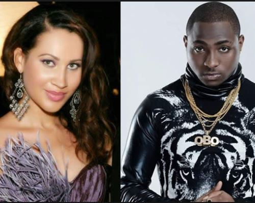 Lol! Davido slides in to comment on an IG post about Caroline Danjuma with a