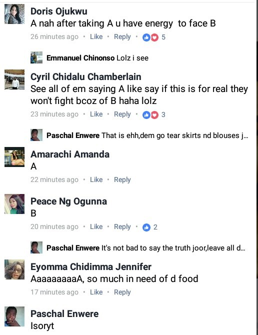 "5a66c844a9f5b - Lol...who is this ""unlucky"" man? Nigerian ladies chose Jollof rice over him"