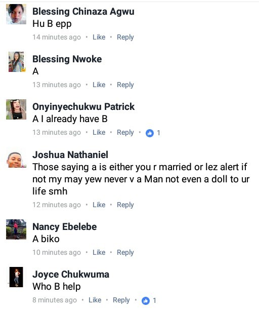 "5a66c85b6a0ec - Lol...who is this ""unlucky"" man? Nigerian ladies chose Jollof rice over him"