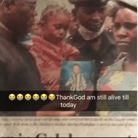 16 years after, lady who survived the?Ikeja cantonment bomb blast shares her story