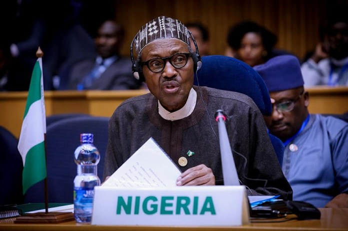 We?need to curb the flow of terrorism financing - President Buhari