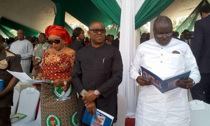 Photos: Atiku, Ekweremadu, S?East Governors, James Ibori, others attend commendation service of Alex Ekwueme