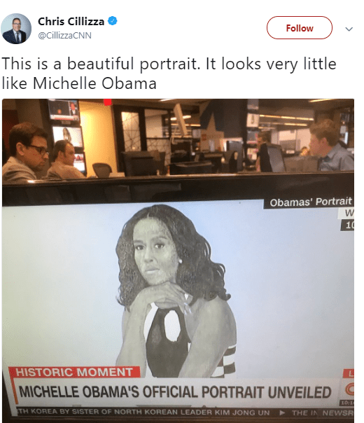 5a842e8f8f63a - People have strong reactions to Barack and Michelle Obama's portraits