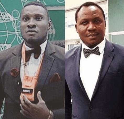 5a859aa502fd2 - Photos: Nigerians say #BbNaija housemate, Angel lookslike Nollywood actor, Wale Adebayo known for his role as 'Sango'