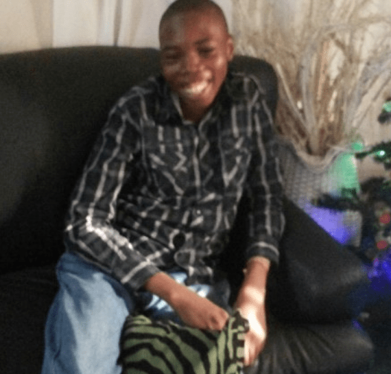 Actress Eucharia Anunobi shares photos from her son, Raymond's 16th posthumous birthday, describes him as the best child any parent could ask for