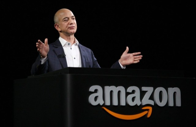 Jeff Bezos becomes world