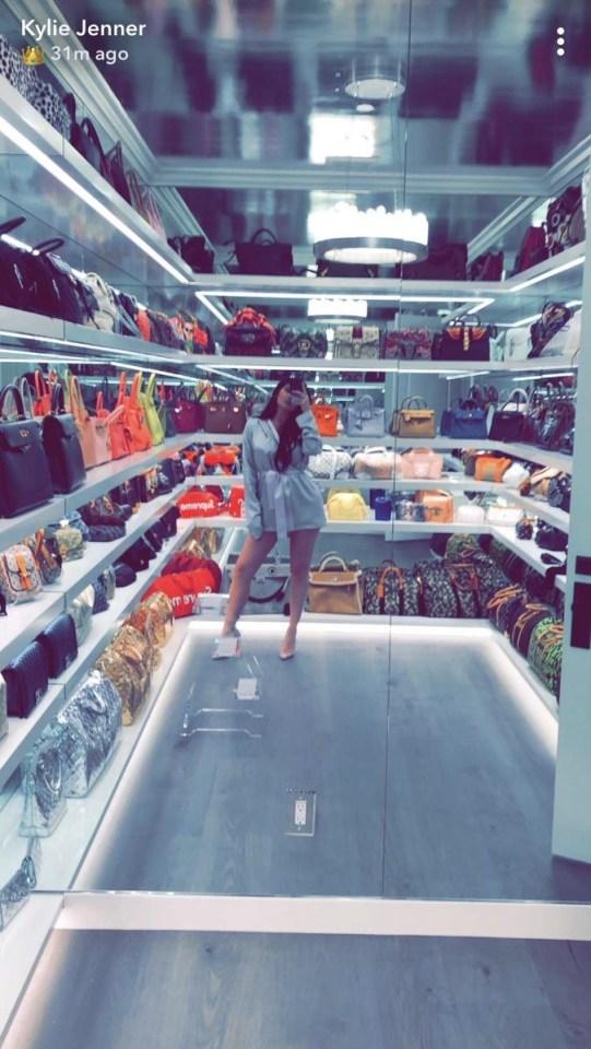 Inside Kylie Jenner