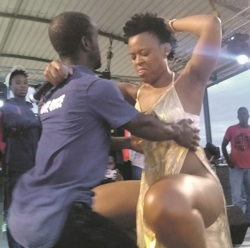 Zambia deports South African dancer, Zodwa Wabantu for performing without pant