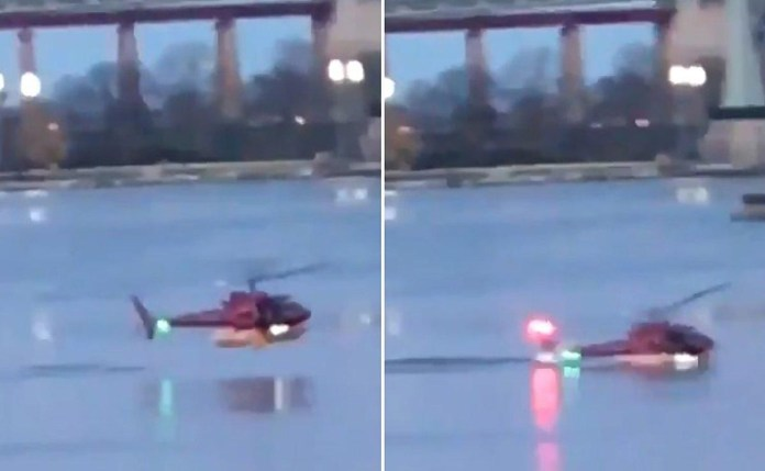 Update: NYC helicopter passenger posted video moments before crash that killed five including himself
