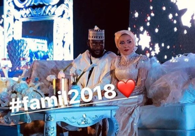 More photos from the wedding of Africa