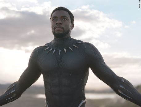 """Twitter says """"Black Panther"""" is the the most-tweeted about movie of all time with over?35 million tweets"""