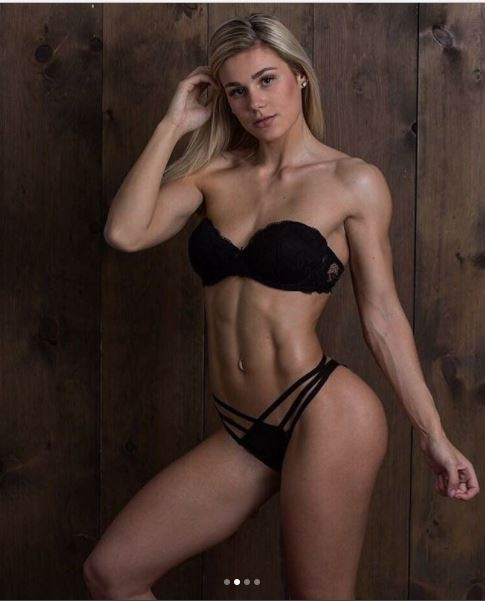 Meet the 21-year-old?finest model who transformed her butt without doing a single squat (Photos)