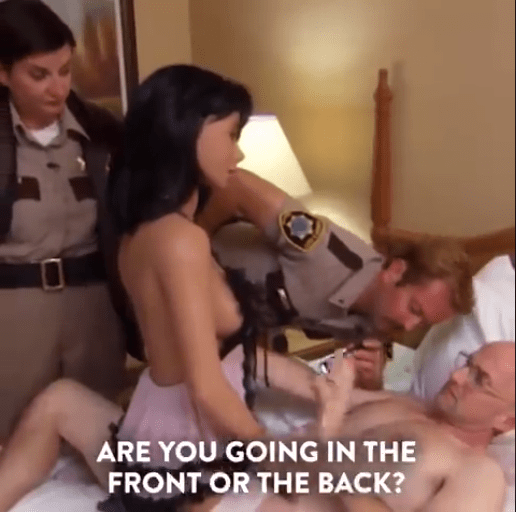Man gets stuck inside sex doll and calls police, what happens next will leave you in tears (video)