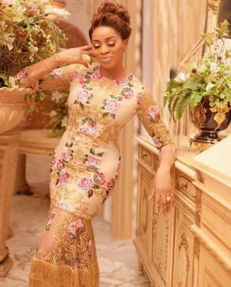 Sade Okoya celebrates her 40th birthday with stunning new photos