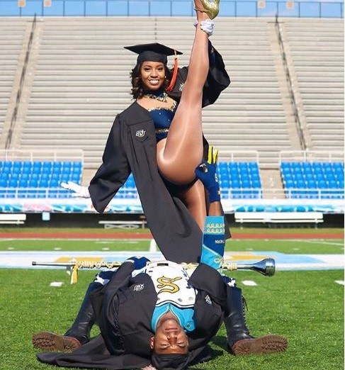 Check out these raunchy graduation photos everyone is talking about