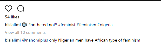 Nigerian male feminist is secretly engaged to three women without them knowing, Bisi Alimi alleges