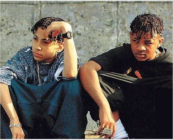 "5aeb1c0c1a3a5 - Remember ""Daddy Mack"" from 1990's Hip-Pop group 'Kriss Kross'? He's all grown up now (Photos)"