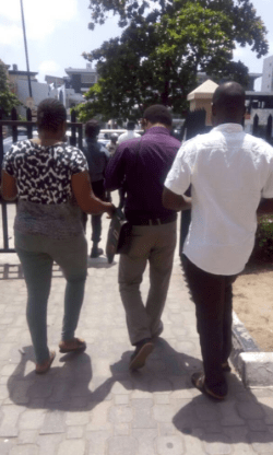 Man arrested for allegedly defiling three of his cousins aged, 10, 6 and 4 years old and also his sister-in-law
