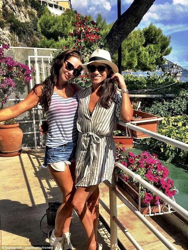 Meghan Markle bikini photos surface online ahead of her royal wedding to Prince Harry