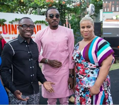Journalist,?Azuka Oguijuuba celebrates MediaRoomHub?magazine?s one year anniversary in Lagos (Photos)