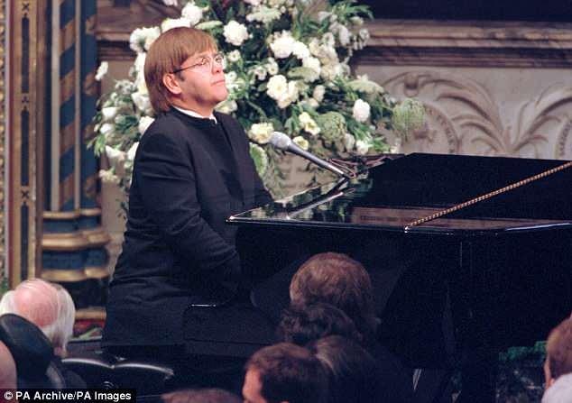 Sir Elton John to