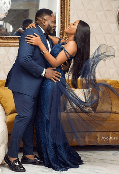 Comedian Ajebo set to wed, releases pre-wedding photos