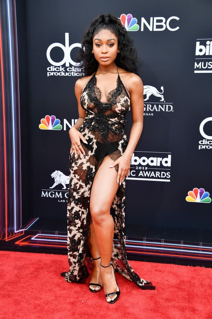 See the outfit singer Normani Kordei, 21, wore to the 2018 BBMA