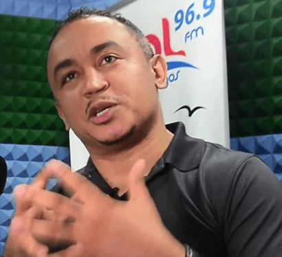 "OAP Freeze supports abortion for lady raped by armed robbers, says ""you own your body, not the church"""