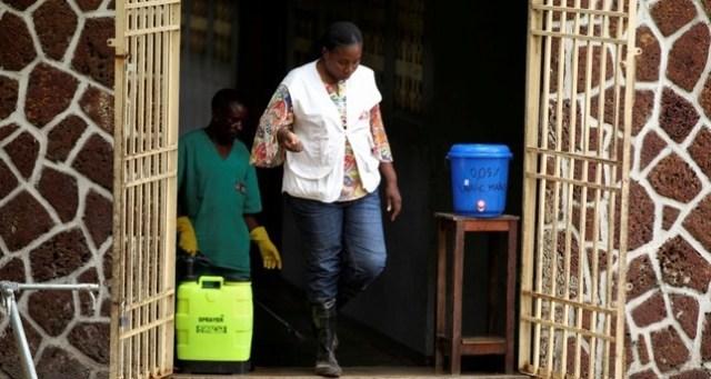 Three Ebola patients escape quarantine in Congo, two found dead a day later
