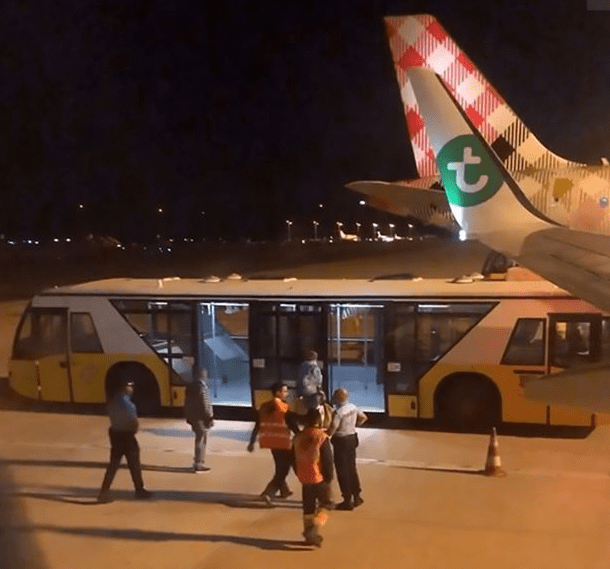 Plane forced to make emergency landing after one passenger