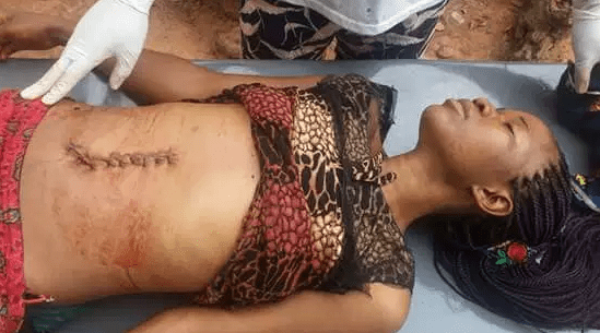 Man stabs daughter to death in Anambra (graphic photos)