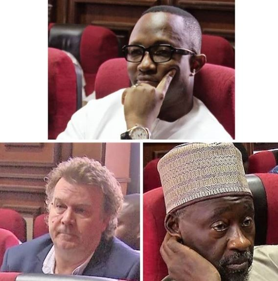EFCC re-arraigns Dasuki?s aide, Ashinze, others for alleged N3.6bn fraud