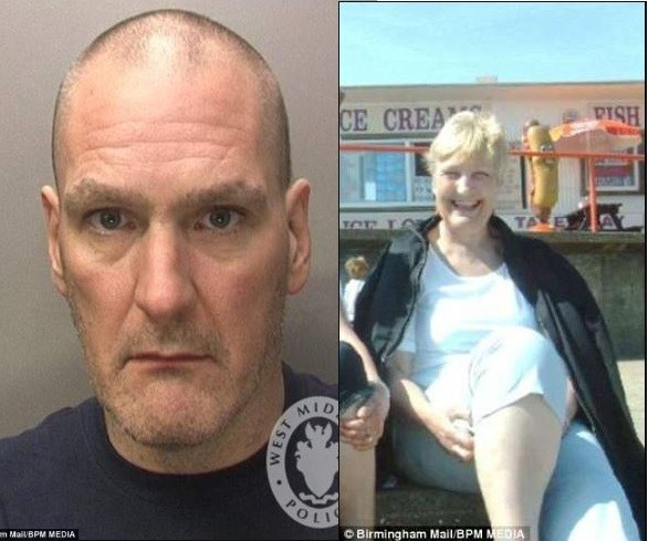 Jobless son, 46, admits killing his own mother, stabbed her 17 times after she complained the tea he