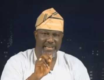 Dino Melaye says APC is sick and suffering from a dreadful continental abnormality