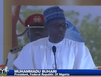 President Buhari apologises to Abiola family for the annulment of the June 12 1993 election(video)
