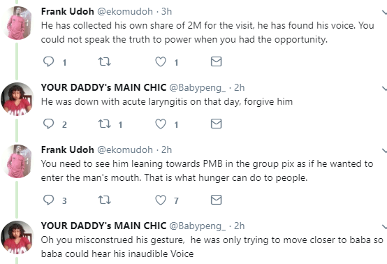 Sound Sultan tweets that Nigerians are too scared to fight those in power and the replies he got are quite interesting
