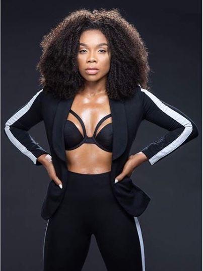 Nigerian dance queen, Kaffy