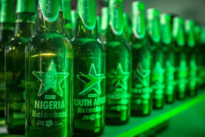 Heineken breaks the internet with ?Shazamable? bottle label and we?re loving it