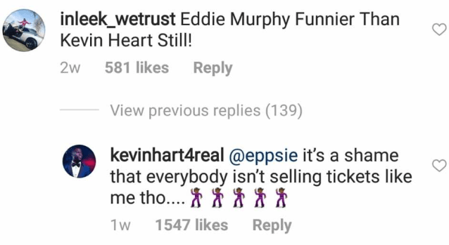 Mike Epps trolls Kevin Hart, saying he