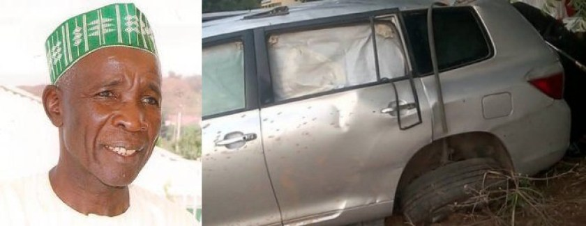 R-APC chairman, Buba Galadima, involved in road accident