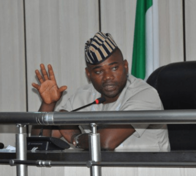 Benue state House of Assembly speaker, Terkibir Ikyange, impeached