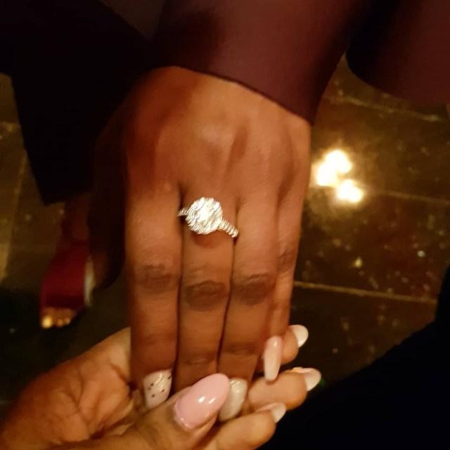 Photos/video: Event planner extraordinaire, Sandra Ikeji, is Engaged!