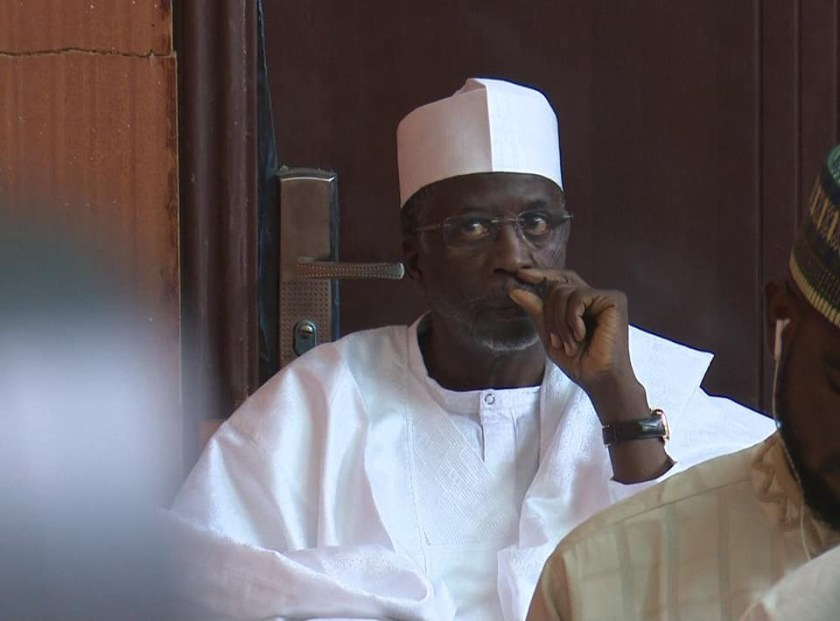 Photos: Court discharges ex-Sokoto state governor Attahiru Bafarawa, dismiss all charges of theft against him