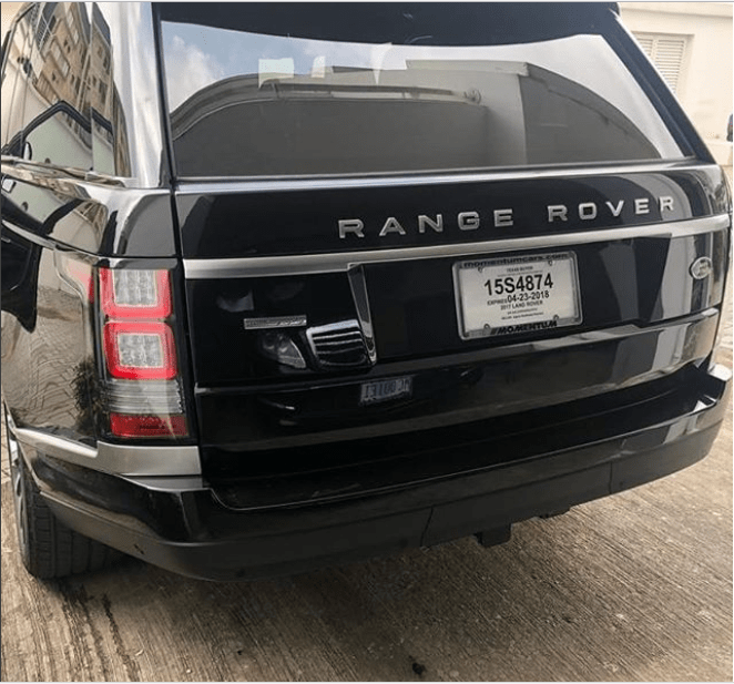 Actress Mimi Orjiekwe buys herself a new Lekki property and a brand new Range Rover (Photos)