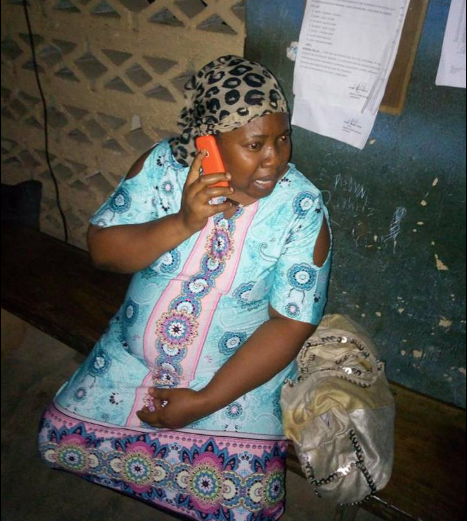 Pregnant woman arrested for burning her maid